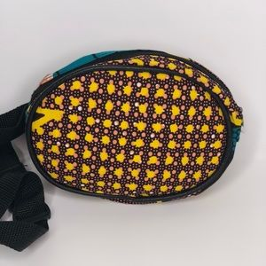 African Print Fanny Pack